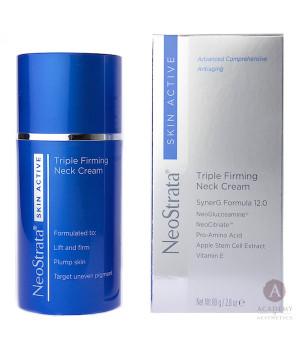 Укрепляющий крем для шеи тройного действия NeoStrata Triple Firming Neck Cream, 80 г