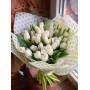 Букет тюльпанов 49шт