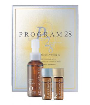 Программа регенерации клеток кожи 28 дней PROGRAM 28, 72 мл