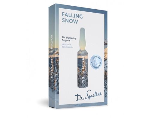 Ампульный концентрат для выравнивания тона кожи «Падающий снег» The Brightening Ampoule «FALLING SNOW», 7 x 2 мл
