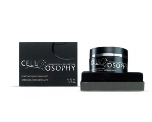 Легкий реактивирующий крем Cellosophy Reactivating Cream Light, 50 мл