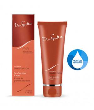 Солнцезащитный крем для лица SPF 50 Sun Sensitive Cream SPF 50, 50 мл