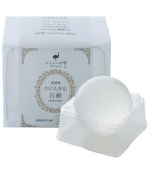 Увлажняющее мыло Эму но Сидзуку Emu no Shizuku Crystal Soap, 100 мл
