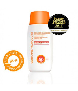 Эмульсия антивозрастная Golden Caresse Advanced Anti-Ageing Sun Emul SPF30, 50 мл