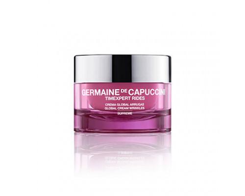 Крем для очень сухой кожи TE Rides Global Cream Wrinkles Supreme, 50 мл