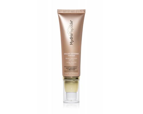 Увлажняющий и выравнивающий тон кожи крем для лица с тональным эффектом SPF 30 Solar Defense Tinted SPF 30, 50 мл