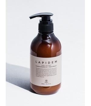 Холистический увлажняющий кондиционер для поврежденных волос Пять Элементов LAPIDEM D&R TREATMENT, 500 мл