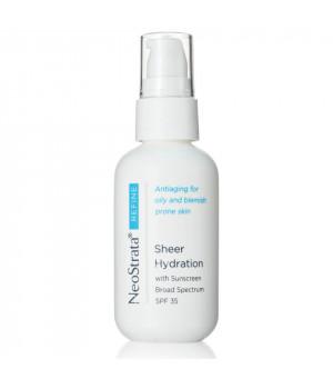 Увлажняющий гель для жирной кожи SPF 35 NeoStrata Sheer Hydration SPF 35, 227 мл